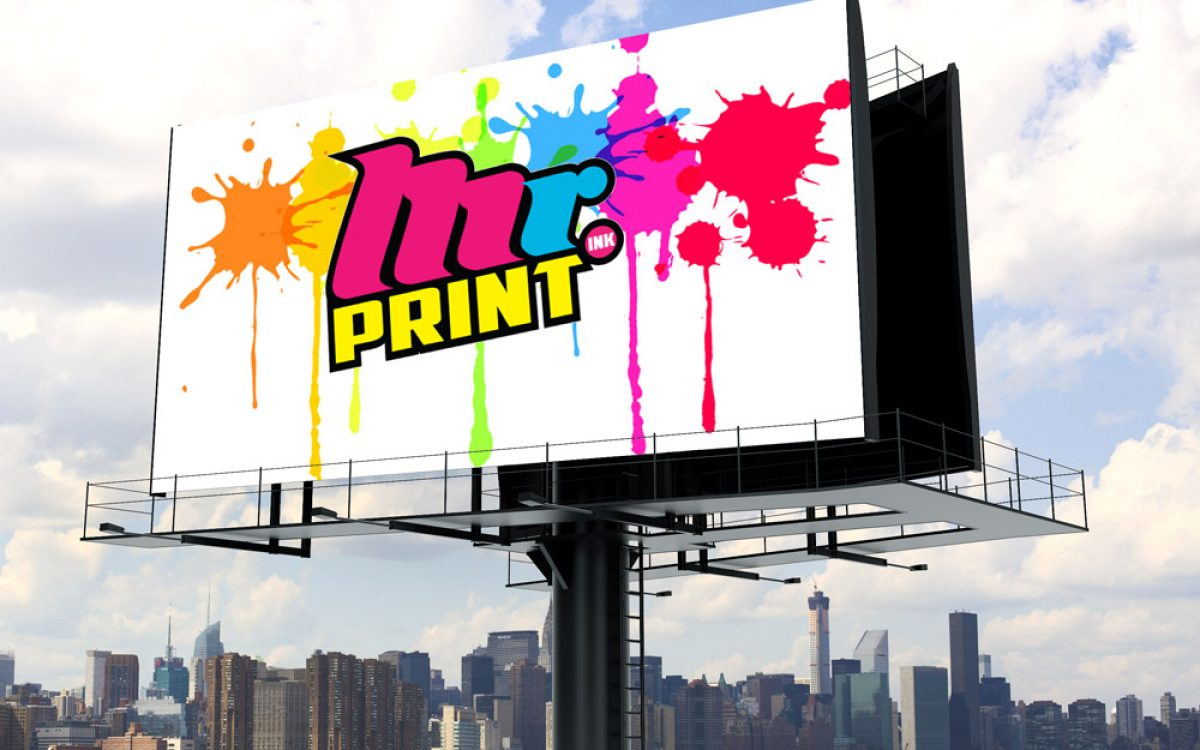 Mr Print Sign Design