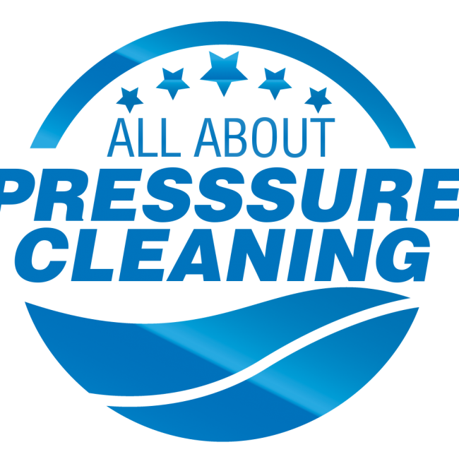 All About Pressure Cleaning Identity Redesign
