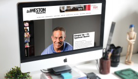 inWeston Magazine Redesign