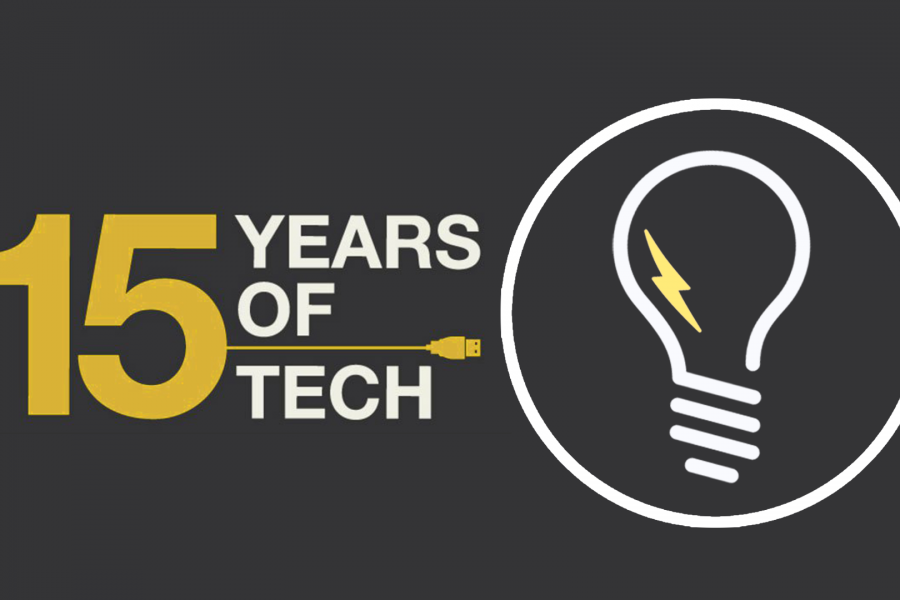 15 Years Of Technology